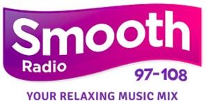 Smooth Radio logo