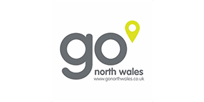 Go North Wales logo