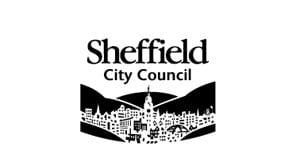 Sheffield city centre logo