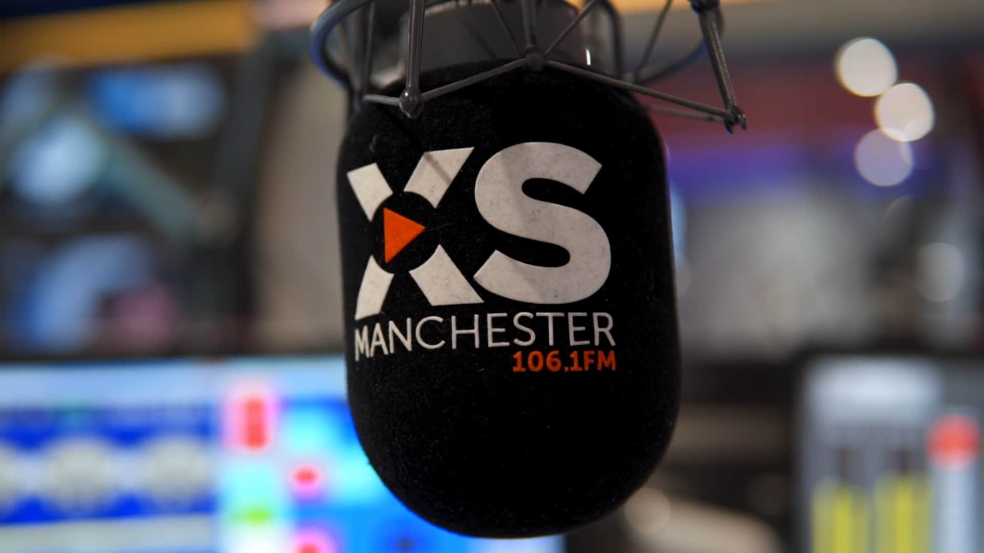 XS Manchester Studio Microphone
