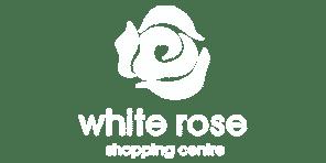 White Rose Shopping centre logo
