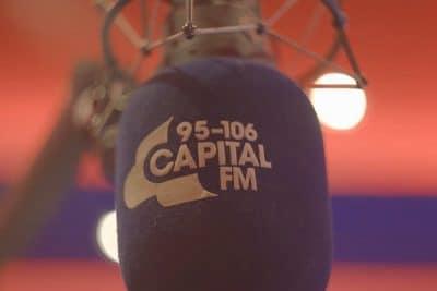 Capital studio microphone